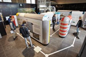 Bezoekerscentrum De Afsluitdijk, Nieuwe Verhalen