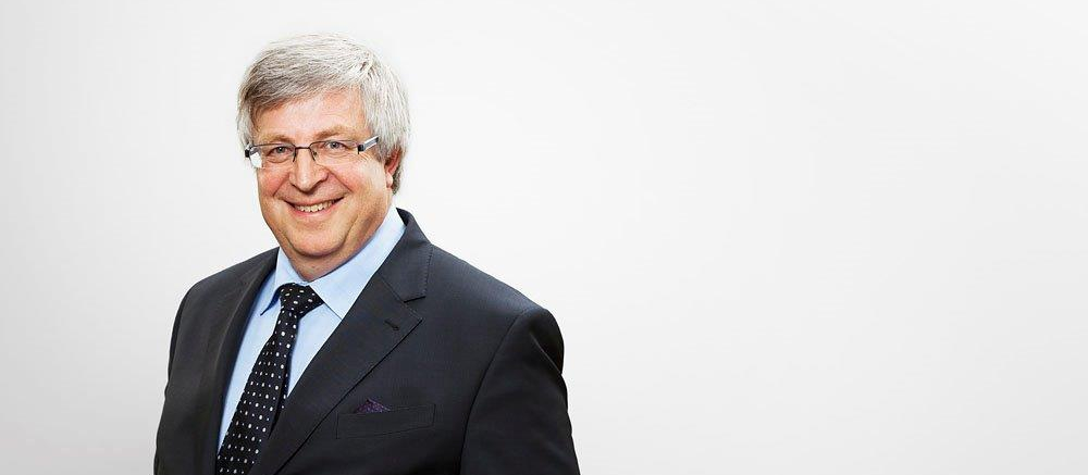 Theo van de Gazelle, hoofdingenieur-directeur van Rijkswaterstaat Midden-Nederland