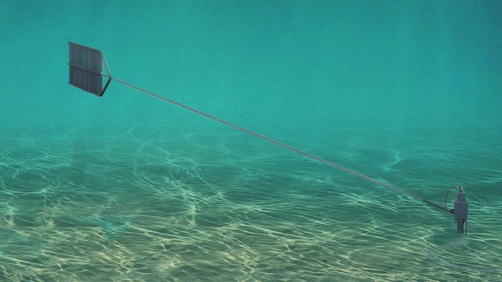 onderwatervlieger