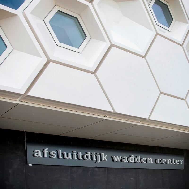 Afsluitdijk Wadden Center 7 dagen geopend